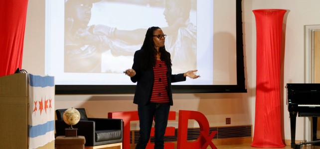 My TEDx Talk| Anger Is Not A Bad Word